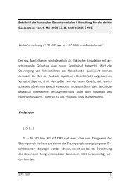 Entscheid der kantonalen Steuerkommission ... - Kanton Schwyz