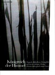 Januar 2011, Vogue: Königreich der Himmel (PDF 6,5 MB)