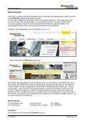 Benutzerhandbuch zum Webshop - Winterhalter + Fenner AG - Page 4
