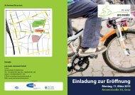Einladung zur Eröffnung - pro mente Steiermark