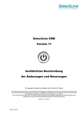 Update CRM Version 11.pdf - SelectLine