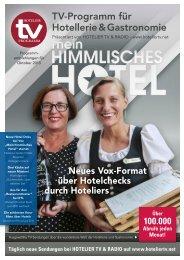 HOTEL TV PROGRAMM Oktober 2013