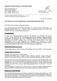 Informationen RL-OL_Vereine.pdf - Sportfreunde Oesede