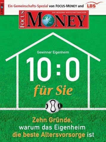 Focus Money Spezial (PDF-Datei 1,2 MB) - LBS