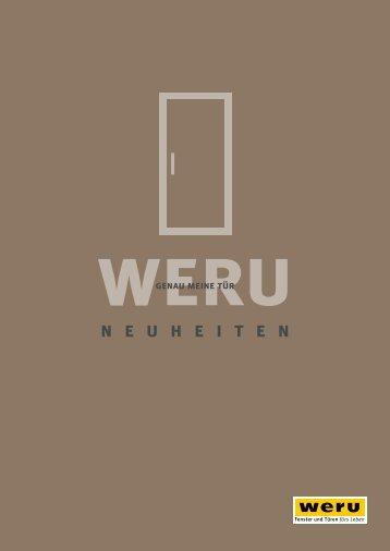 Türenbuch - Weru