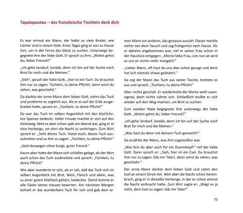 51 Märchentexte Tapalap