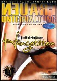 Die Wahrheit über #Haengetitten (eine neue Episode aus meiner Kurzgeschichtensammlung)