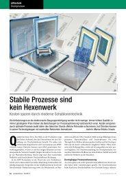 productronic 04/2013 - Christian Koenen GmbH