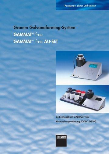 • D GAMMAT free AU 2006 RZ - Gramm Technik