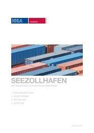 Seezollhafen - HHLA