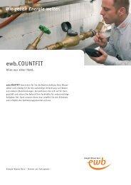 ewb.COUNTFIT (PDF) - Energie Wasser Bern
