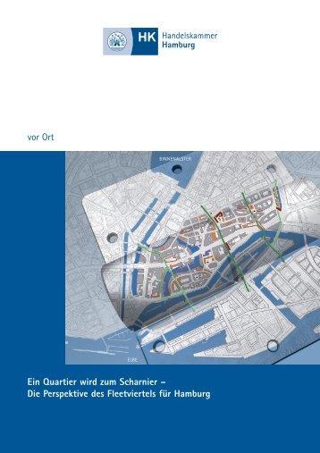Ein Quartier wird zum Scharnier - Handelskammer Hamburg