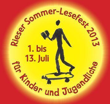 Rieser Sommer-Lesefest 2013 - Bücher-Lehmann
