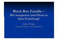 Black Box Familie –