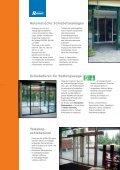 Ihre automatische Tür - Türautomation Reichert GmbH - Seite 2