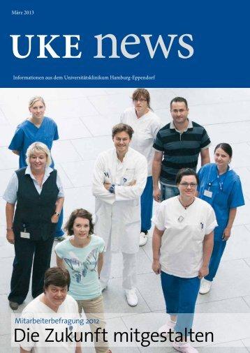 März 2013 [pdf, 1,74 MB] - Universitätsklinikum Hamburg-Eppendorf