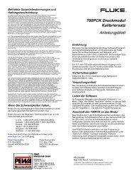 Bedienungsanleitung 700PCK Serie (pdf, 0,08MB, deutsch)