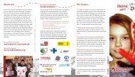 Flyer zum Aktionstag (pdf) - Terre des Hommes