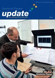 update 2013-2 - Deutsche Plasser Bahnbaumaschinen GmbH