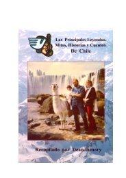 principales leyendas y mitos chilenos - Dean Amory