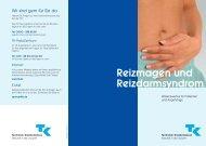 Reizmagen und Reizdarmsyndrom - Techniker Krankenkasse