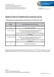 überblick über die führerschein-klassen neu ab 2013 - D.A.S. ...
