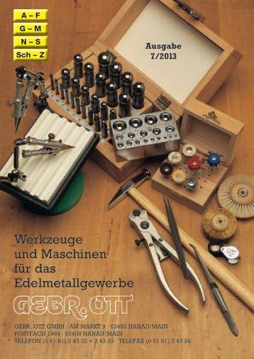Katalog S. 001-050.qxd - Gebr. Ott GmbH