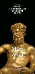 März April - Kunsthistorisches Museum