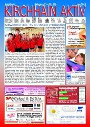 Ausgabe 6 Jahrgang 15 • Nr. 170 Juni 2013 - Glorius, Kirchhain ...