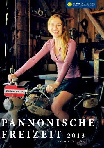pannonische freizeit 2013 - Illmitz