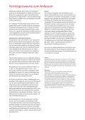 """Broschüre """"Vermögenswerte zum Anfassen"""" - Seite 2"""