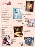 Bastelzeit Januar 2010 - Kunst & Kreativ Franchise GmbH - Page 3