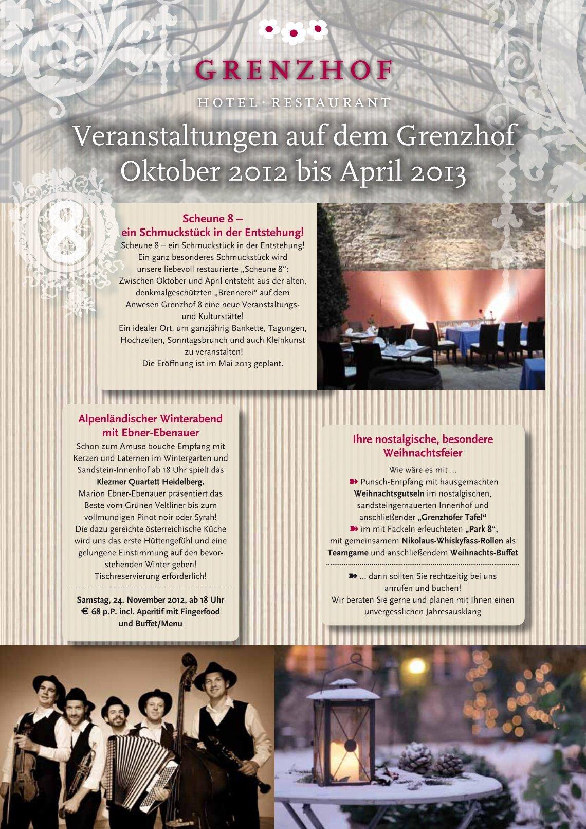 1 free magazines from grenzhof