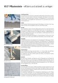 VS 5® Pflasterstein - Zeiss Neutra SA - Page 5