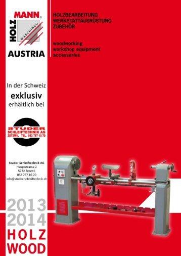 HOLZ - Studer Schleiftechnik AG