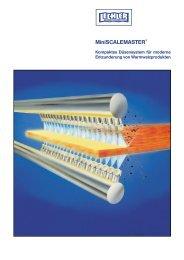 MiniSCALEMASTER® - Lechler GmbH