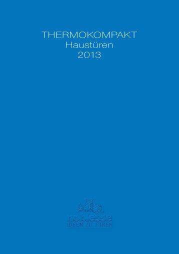 Prospekt Thermokompakt (PDF ca. 4,6 MB)