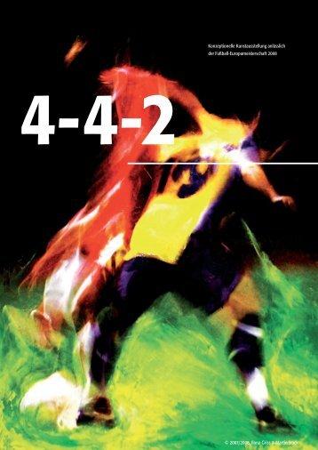 Konzeptionelle Kunstausstellung anlässlich der Fußball ... - mashART