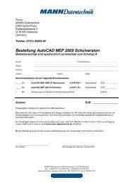 MANNDatentechnik - Gehrlein Datentechnik