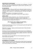 Bedienungsanleitung, Manuel, Manual, Manuale, 9203, PR ... - Page 5