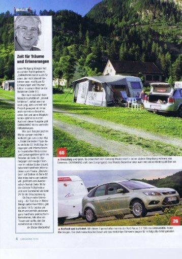 """Caravaning"" als PDF zum Download - Camping Mauterndorf"