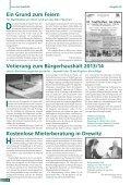 Ausgabe 36, August 2012 - Stadtkontor - Seite 4