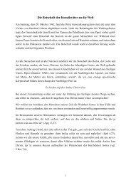 Die Botschaft der Konzilsväter an die Welt - Katholisch.de