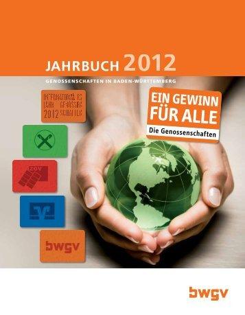 jahrbuch - Baden-Württembergischer Genossenschaftsverband e.V.