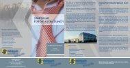 180 Mitarbeiter 4 Standorte ca. 12 Mio. Jahresumsatz 6 ... - Steinbach