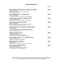 PDF Wein-/Getränkekarte - NEUMANNs | Bistro & Weinbar