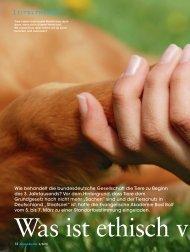Artikel downloaden - Deutscher Tierschutzbund e.V.