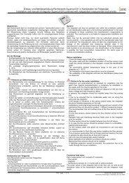 Betriebsanleitung (PDF) - Krahnefeld Messtechnik