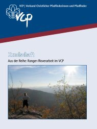 Download - VCP - Verband Christlicher Pfadfinderinnen und ...