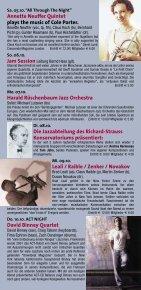 geri allen - Jazzclub Unterfahrt - Page 4